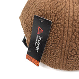 Palace - Polartec Fleece P-Logo Hat (Brown)