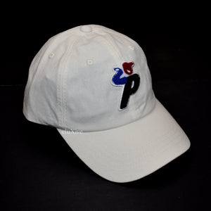 Palace - Running Man P-Logo 'Bunning' Hat (White)