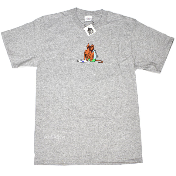Noah x DSM - Year of the Rat Logo T-Shirt (Gray)