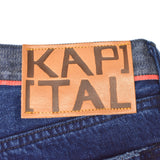 Kapital - Overdyed Blue Denim Jeans