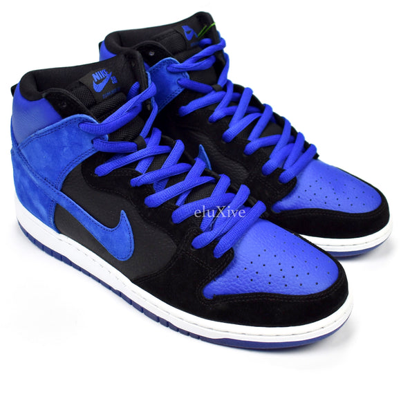 Nike - Dunk High Pro SB Black/Royal 'J Pack'