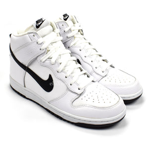 Nike - Dunk High (White/Black)