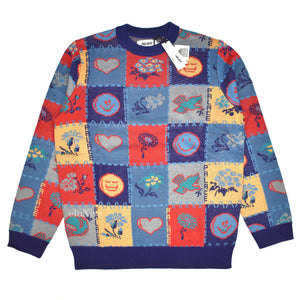 Palace - Love Dove Knit Sweater (Multicolor)