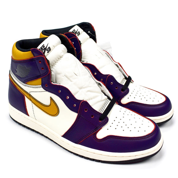 Nike - Air Jordan 1 High OG Defiant SB 'LA / Chicago'