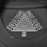 Palace - Mad Maximum Tri-Ferg Logo T-Shirt (Black)