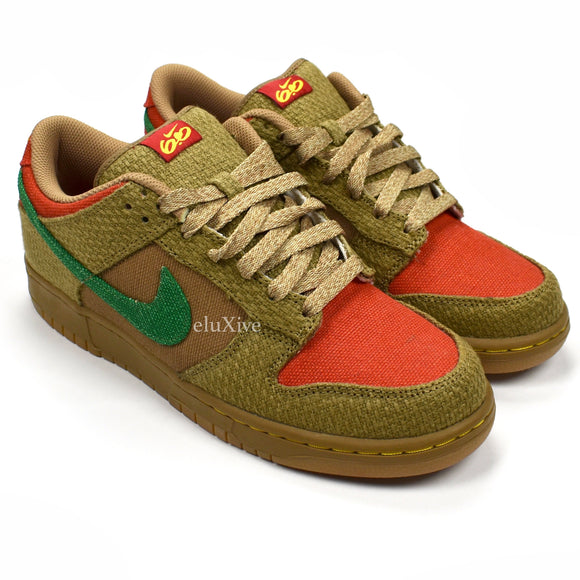 Nike - Dunk Low 6.0 'Hemp/Rasta'
