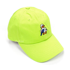 Palace - Duck Out P-Logo Hat (Lime)