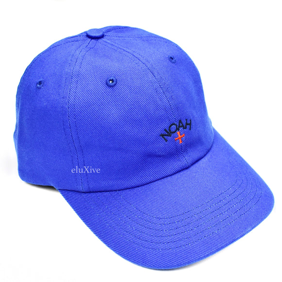 Noah - Core Logo Hat (French Blue)