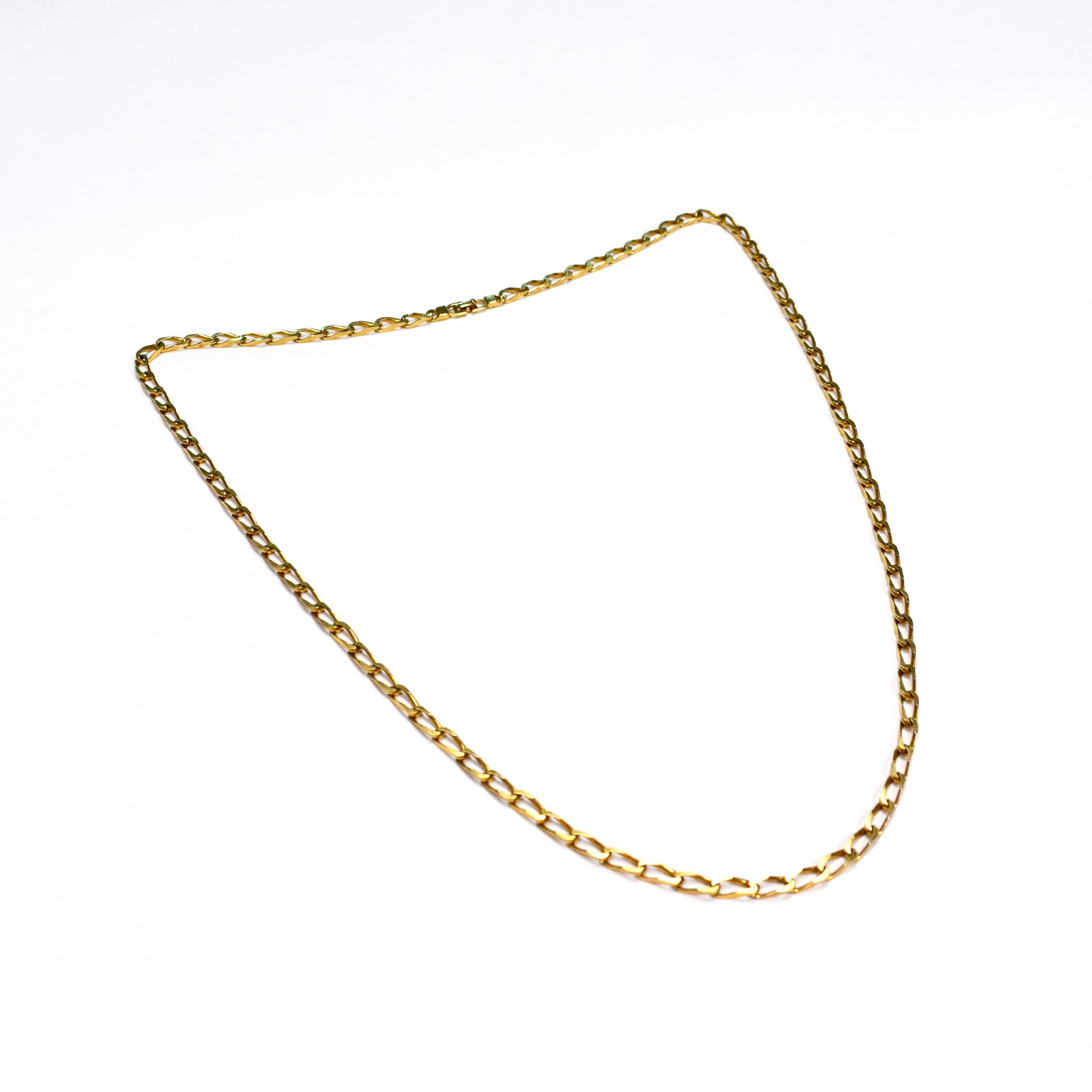 "Dior - 31.5"" Gold Chain Necklace"