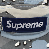 Supreme - Blue Camo Military Box Logo Hat (SS20)