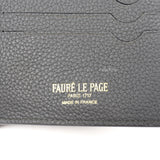 Faure Le Page - Steel Gray / Yellow 6CC Bifold Wallet (2019)