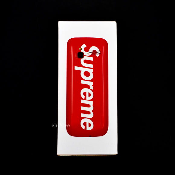 Supreme x BLU - Red Box Logo Burner Phone