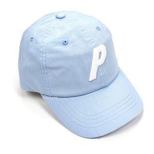 Palace - Light Blue P-Logo Canvas Hat (SS20)