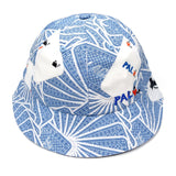 Palace x JCDC - Cards Bucket Hat (Blue)