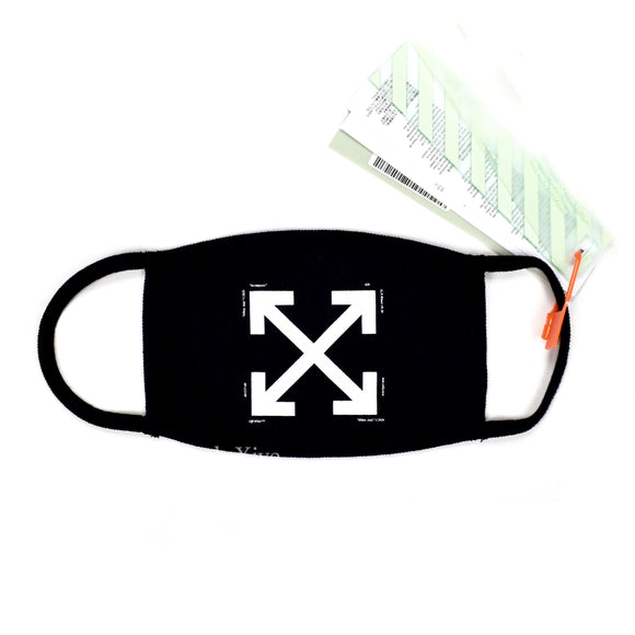 Off-White - Arrows Logo Face Mask