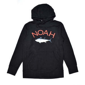 Noah - Black Bluefin Tuna Hoodie (Japan Exclusive)