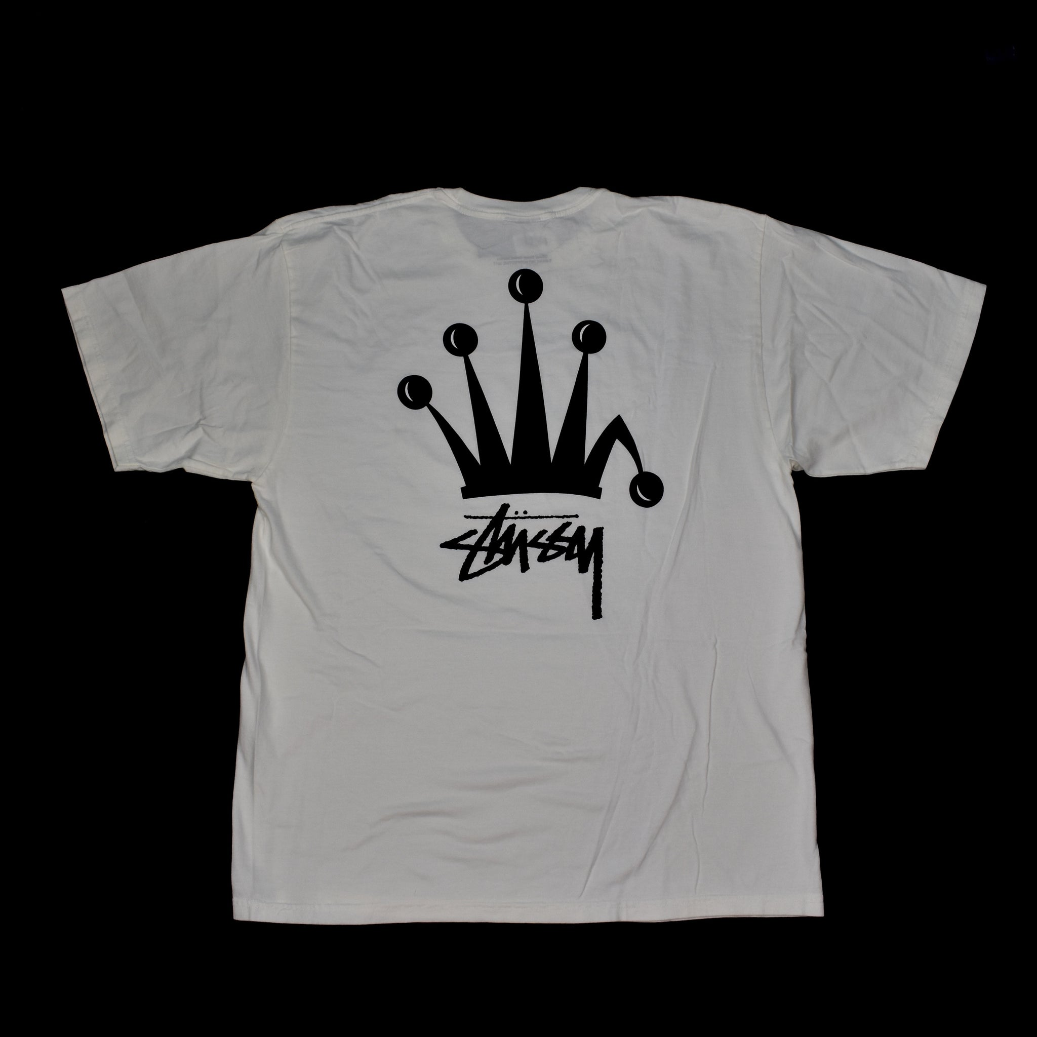 Stussy x DSM - 'Broken Rolex' Crown ...