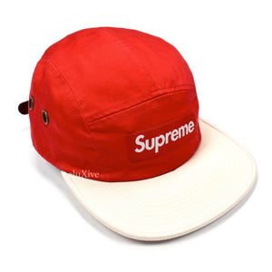 Supreme - Red Box Logo 2-Tone Hat