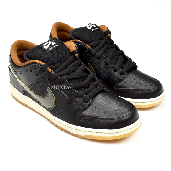 Nike - Dunk Low Premium SB QS 'Black Rain'