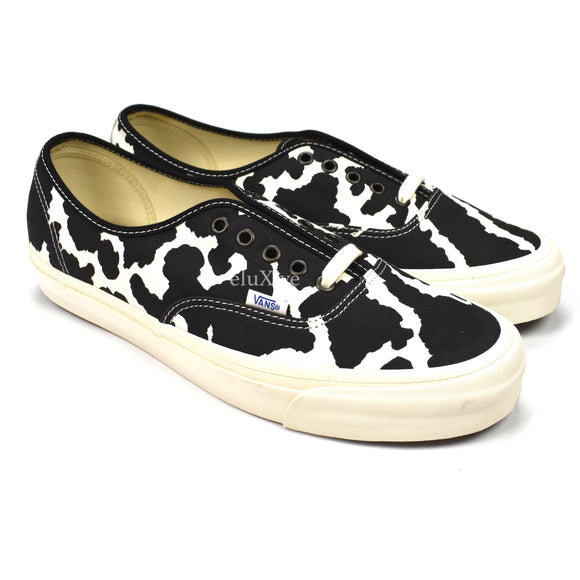Vans - Cow Print OG Authentic LX Sneakers