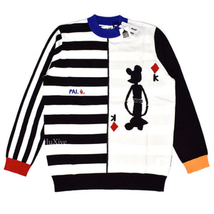 Palace x JCDC - Stripe Knit Sweater