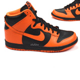 Nike - Dunk High 'Syracuse Black Pack' (Safety Orange)