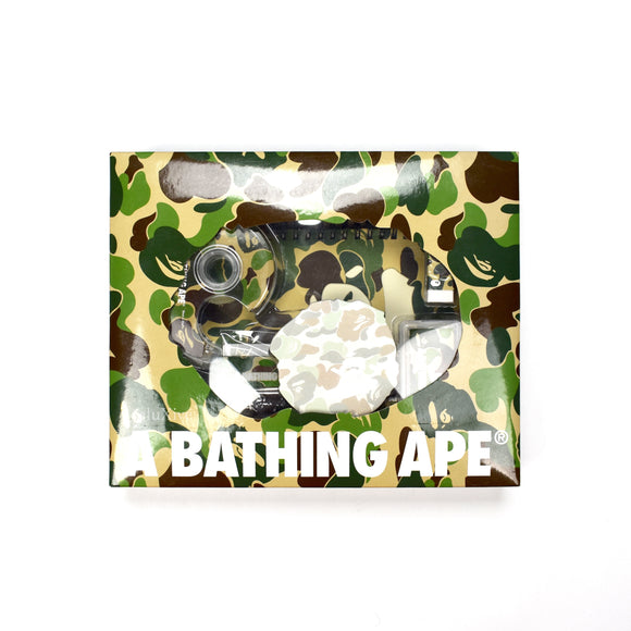 Bape - Camo Print Stationery Set