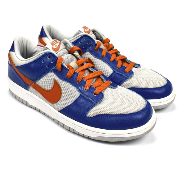 Nike - Dunk Low 'Mets' (Sport Royal/Mesa Orange)