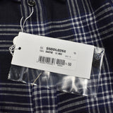 Maison Margiela - Patchwork Linen Button Down Shirt