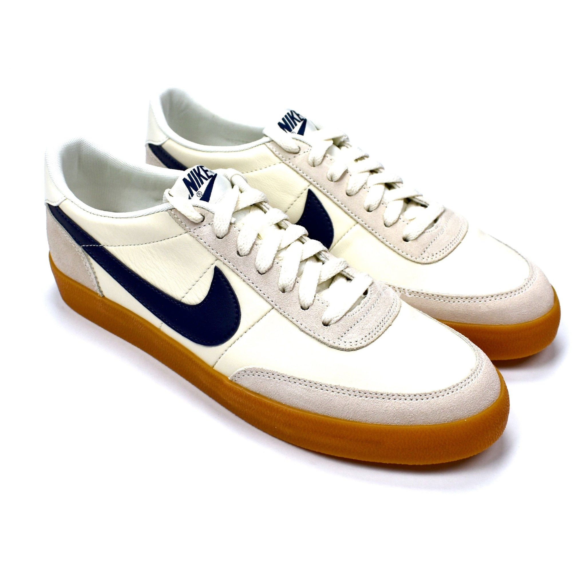 Nike x J.Crew - Men s Killshot 2 Leather Classic Tennis Sneakers ... c66fcd927