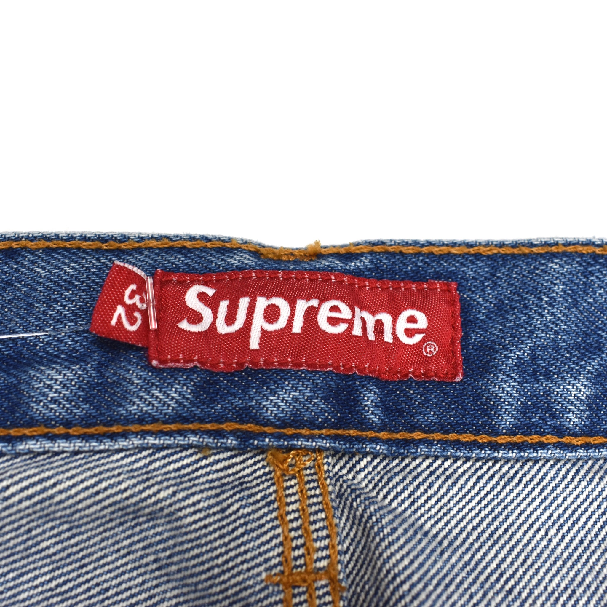 Supreme - Blue Denim Gonz Jeans