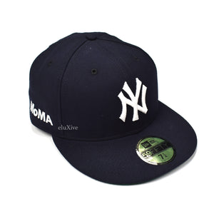 New Era - MoMA Edition Yankees Fitted Cap