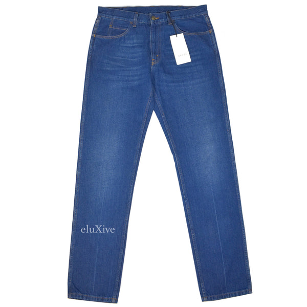 Gucci - Blue Japanese Denim Jeans