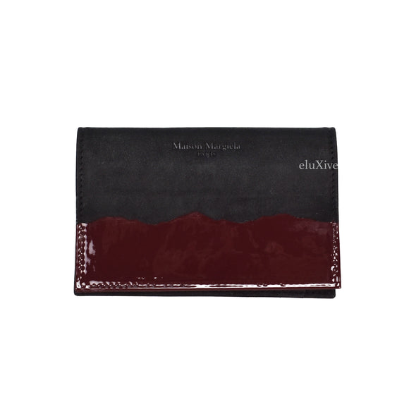 Maison Margiela - Dipped Leather Vertical Wallet