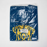 Supreme - Deep Blue Scream T-Shirt