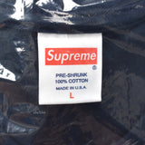 Supreme - Navy Mike Hill 'Runner' T-Shirt