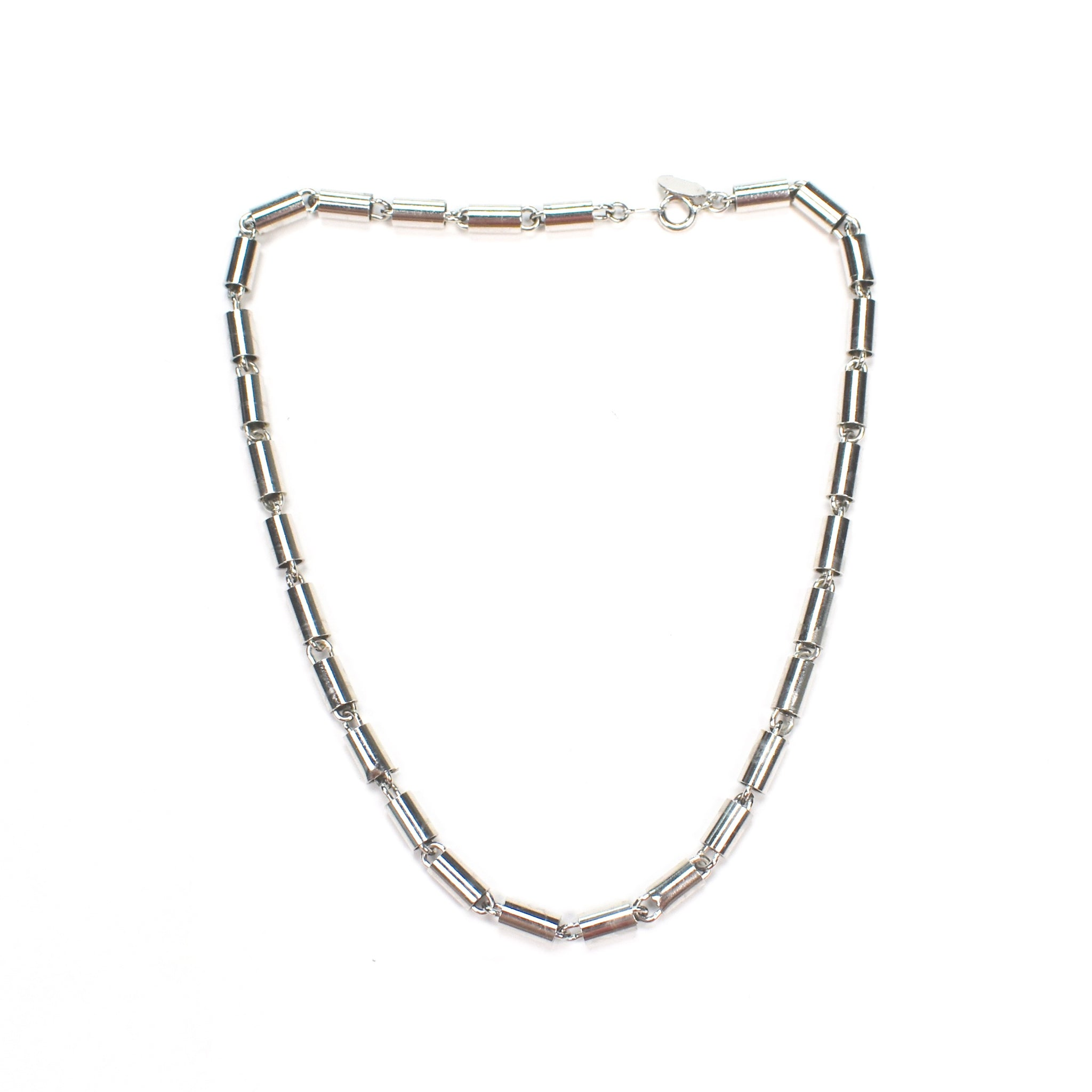 Givenchy - 1976 Silver Chain Necklace