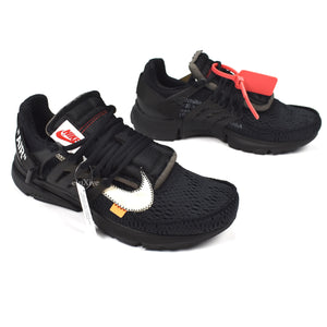 Nike x Off-White - The 10: Air Presto (Black)