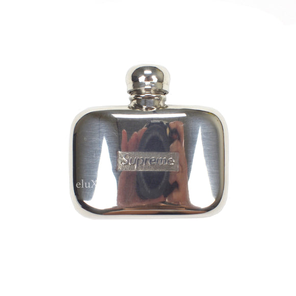 Supreme - Box Logo Pewter Flask