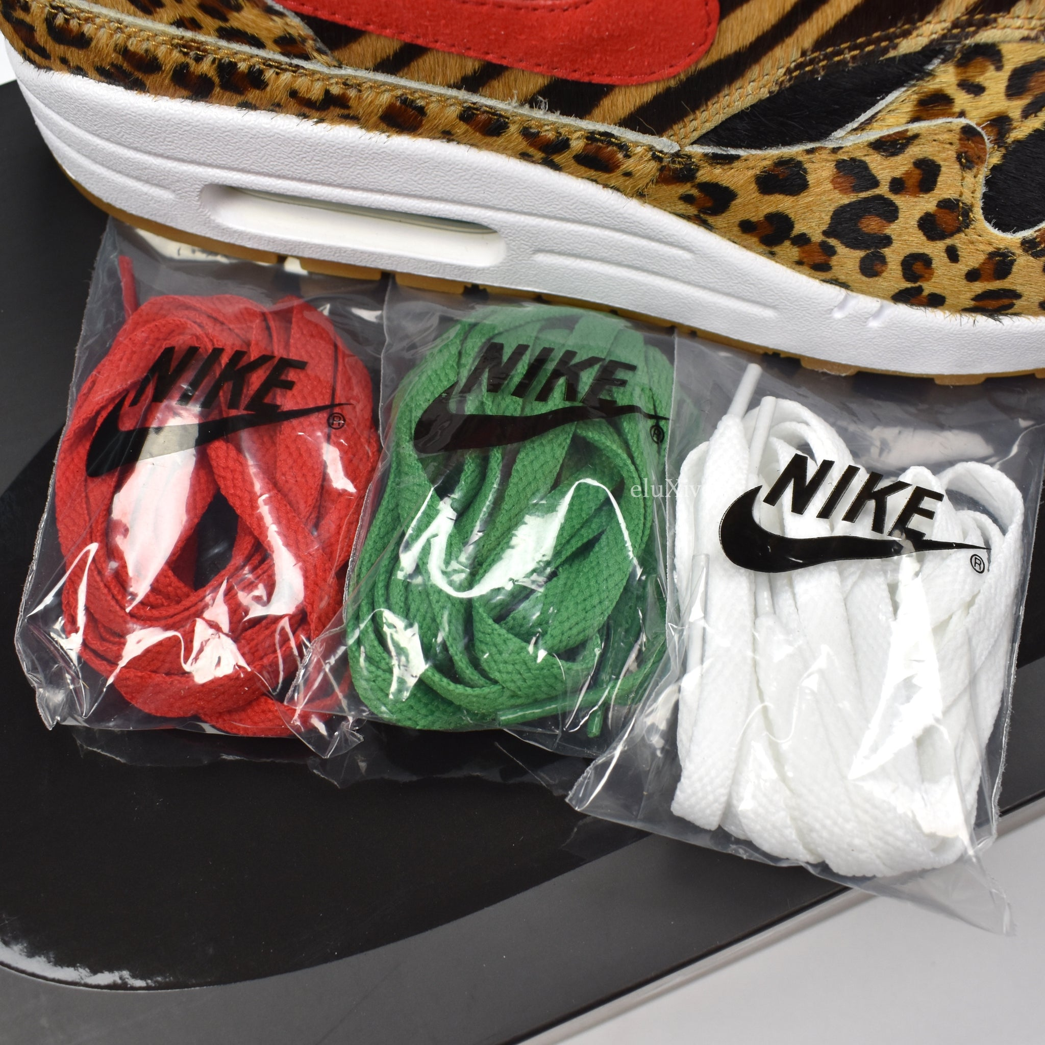 Nike x Atmos - Air Max 1 DLX 'Animal Pack'