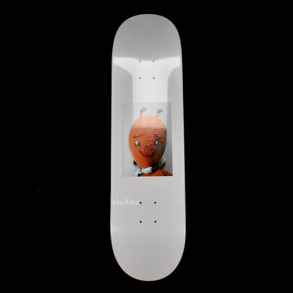 Supreme - Mike Kelley 'Alien' Skate Deck