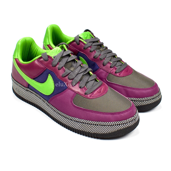 Nike - Air Force 1 Inside Out (Midnight Fog/Green Bean)