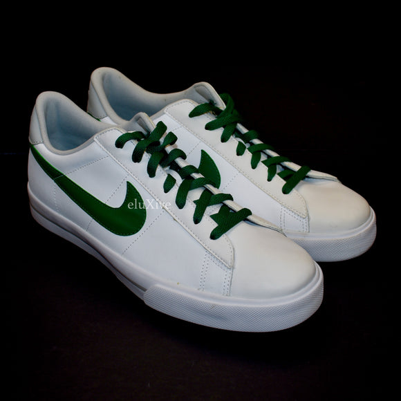 Nike - Sweet Classic Leather (White/Gorge Green)