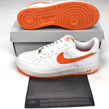 Nike - Air Force 1 '07 (White/Orange Blaze)