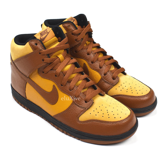 NIke - Dunk High (Bronze/Pecan)