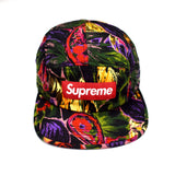 Supreme - Red Box Logo Floral Hat