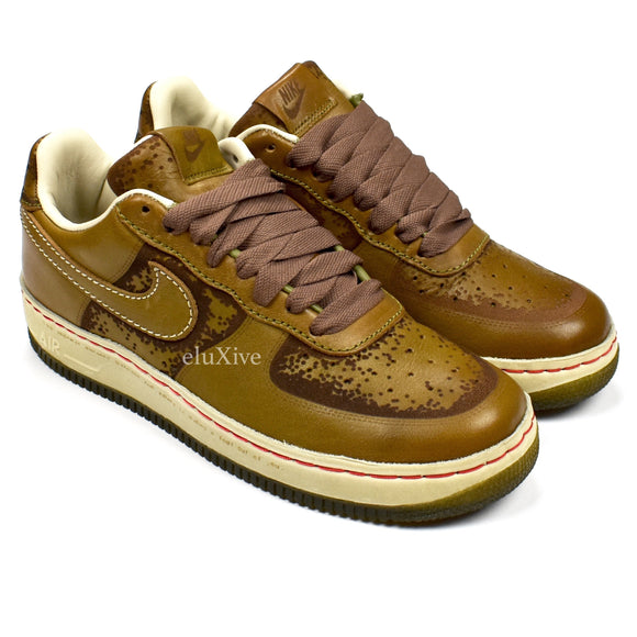 Nike - Air Force 1 Inside Out 1 Piece Laser 'FIFA' (Pilgrim)