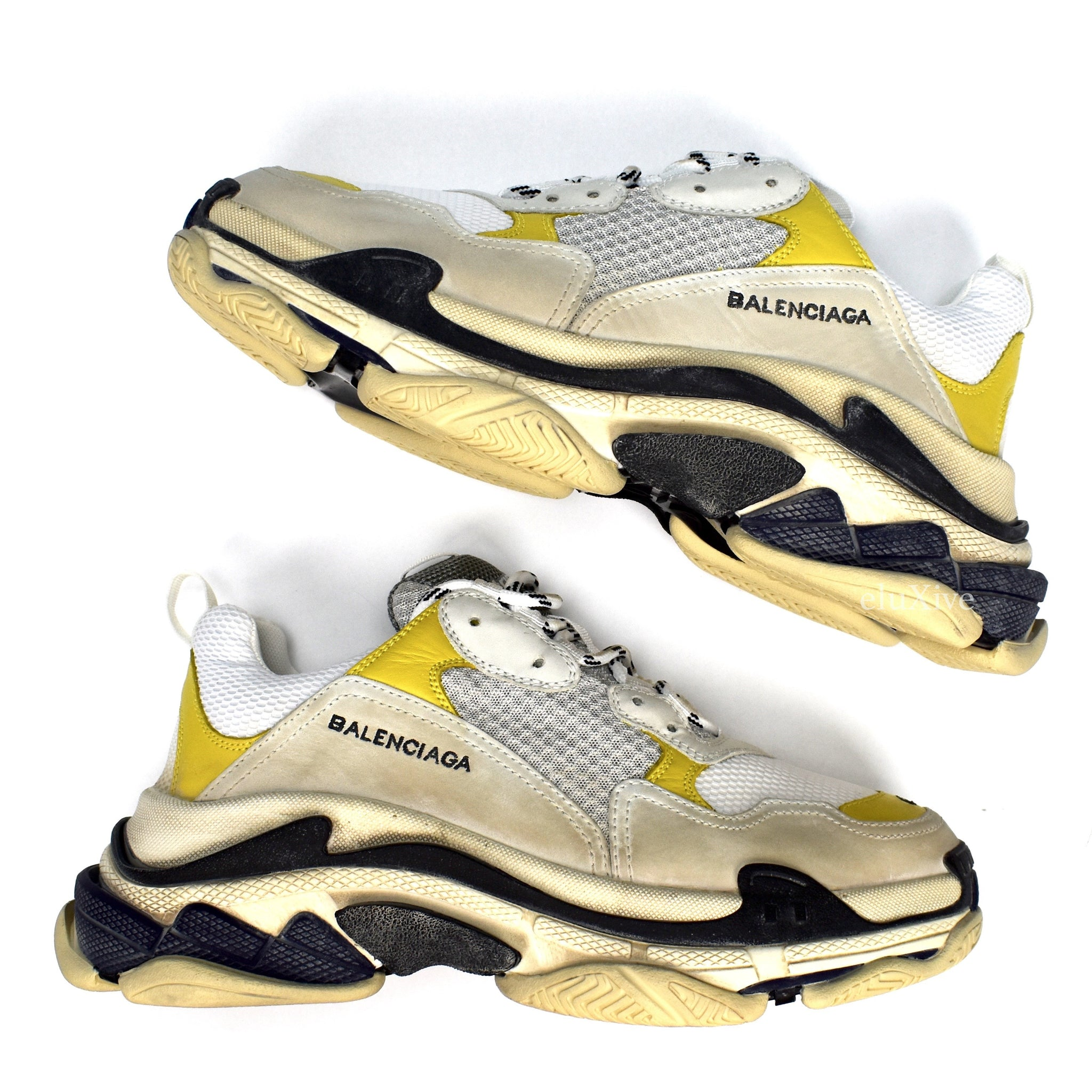 Balenciaga - Triple S Trainer (DSM Exclusive)