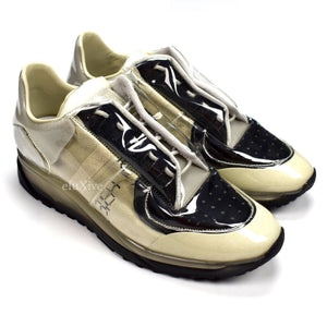 Maison Margiela - Transparent Runner Sneakers