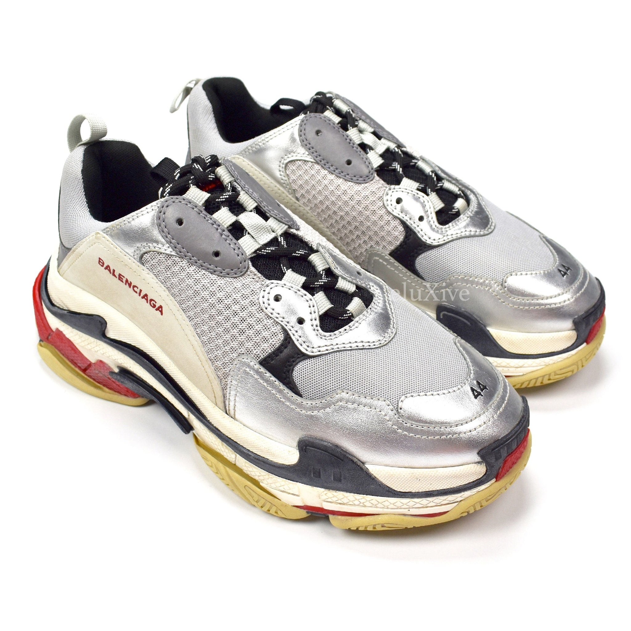Men's Triple S Chunky Sole Trainer
